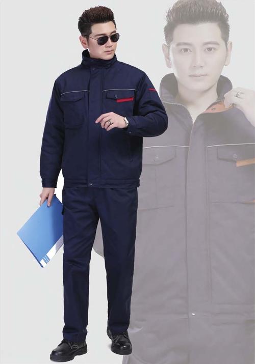 潜江冬季棉衣一体款