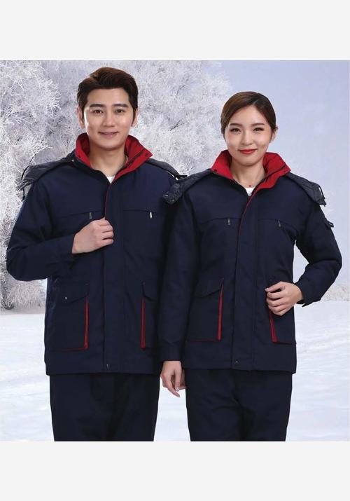 冬季棉衣036A款