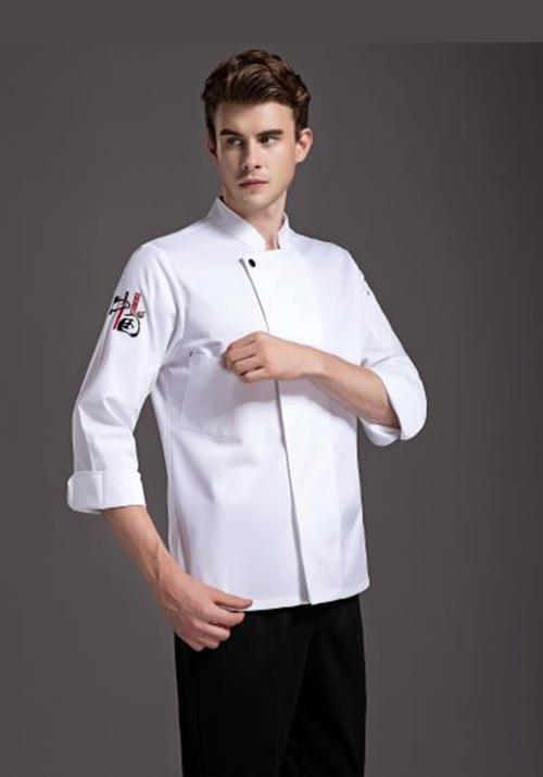 宜昌厨师服