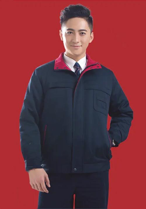 158短款夹克加厚棉衣系列 男女同款